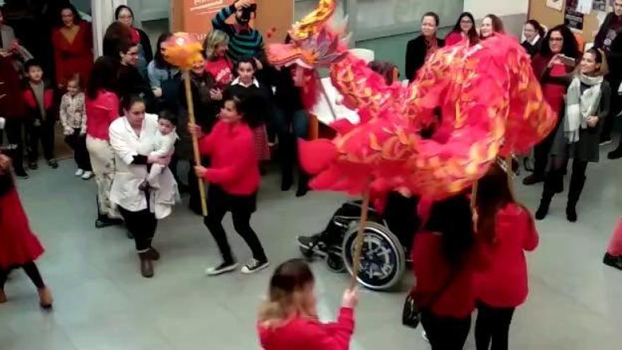 Murcia se rinde al Año Nuevo chino