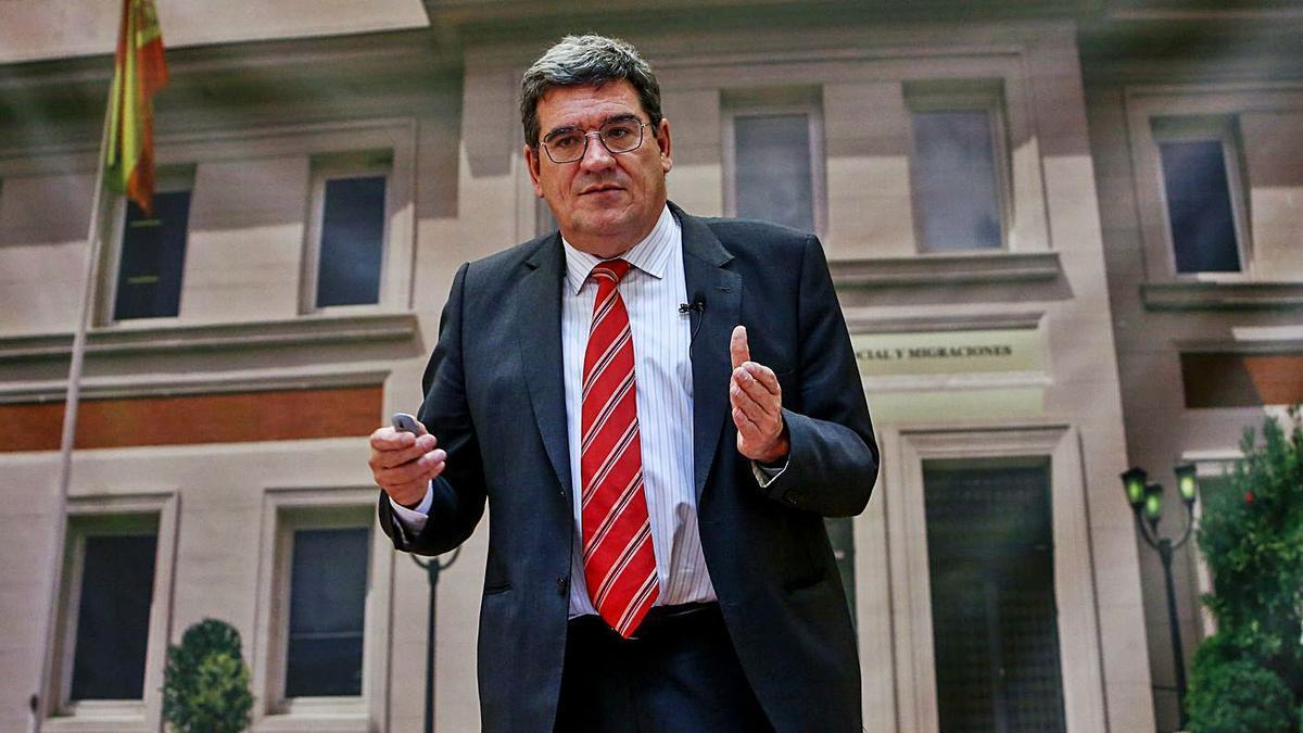 El ministre de Seguretat Social, José Luís Escrivá, en una imatge recent.  | EUROPA PRESS
