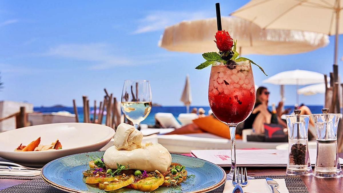 Excelentes platos elaborados con los productos más exquisitos. | THE BEACH BY USHUAÏA IBIZA