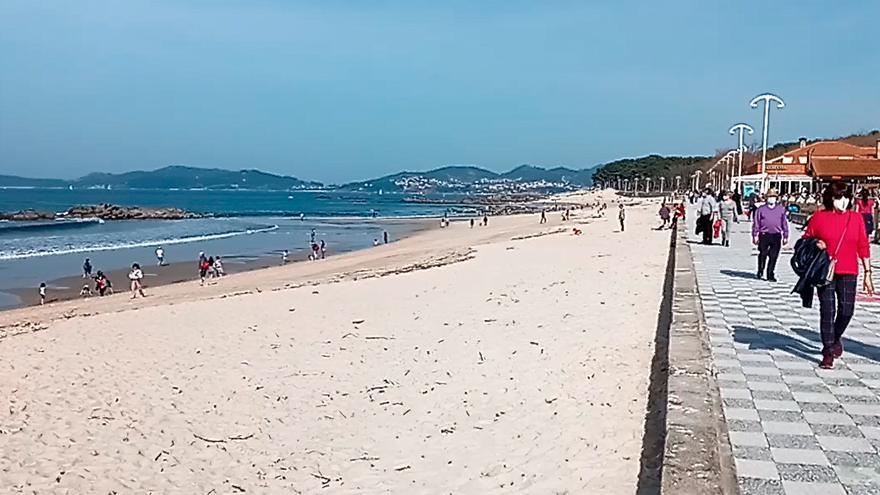 Su hija de cinco años se pierde en Vigo y no se da cuenta hasta que lo llama la Policía