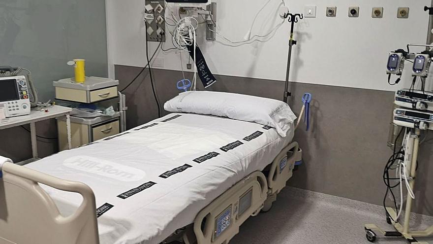 El Hospital de Sagunt se refuerza ante la Covid-19