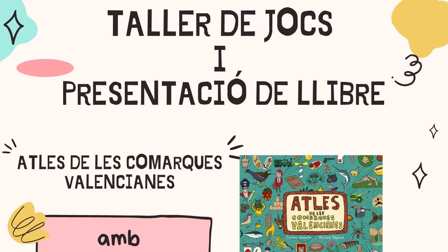 Atlas de las comarcas valencianas