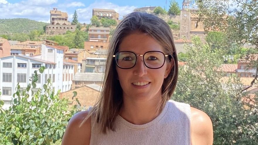 Anna Escalé, nova directora del Col·legi de Metges al Berguedà