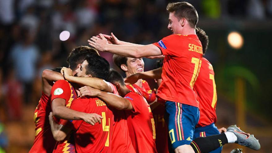España se queda sin Mundial sub 20 al cancelar la UEFA finalmente el Europeo sub 19