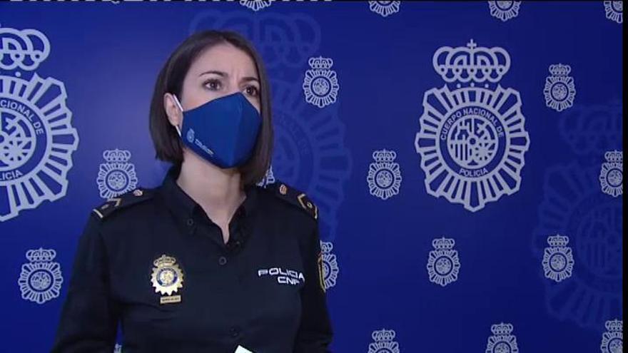La Policía Nacional triunfa en TikTok con su cuenta verificada