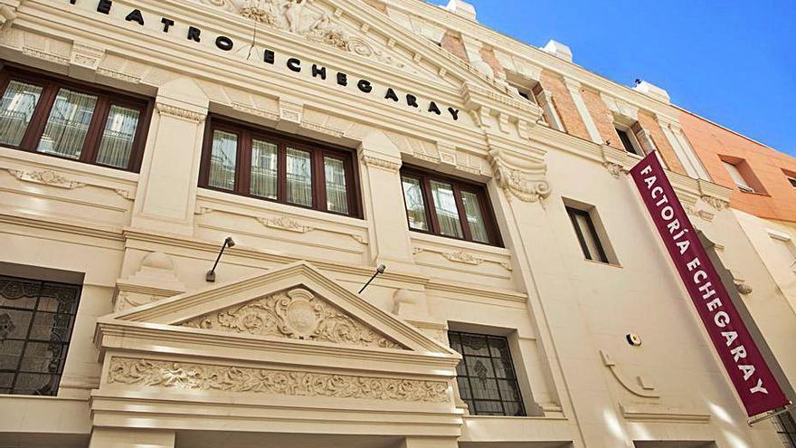 Factoría Echegaray tendrá una Escuela de Espectadores