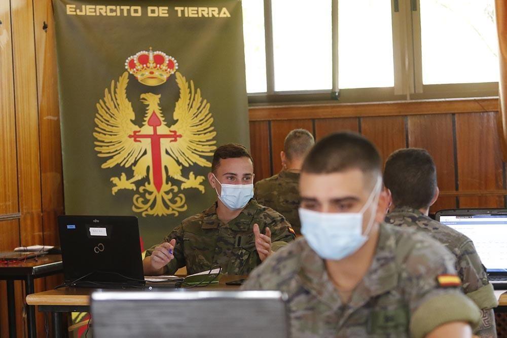 El trabajo de los rastreadores covid de la Brigada