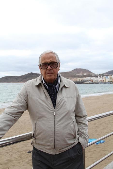 Las Palmas 9-6-11 Martín Chirino