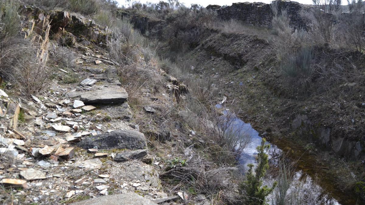 Foso del Fuerte de San Carlos en Puebla
