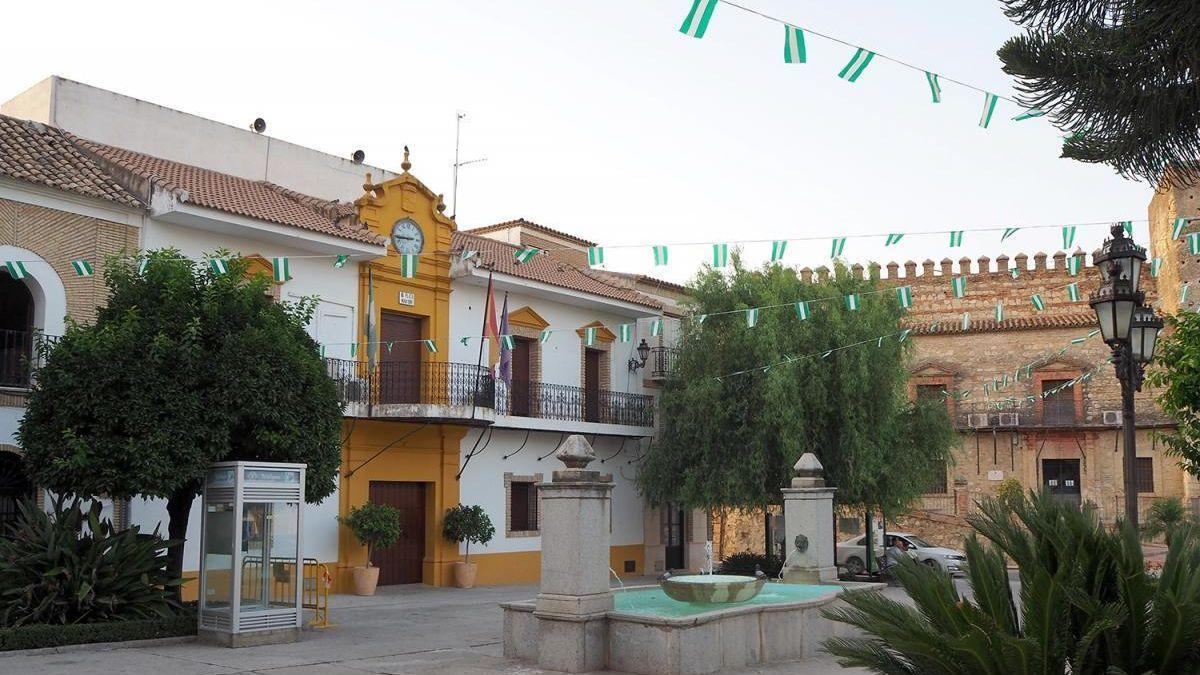 Vista de Santaella.