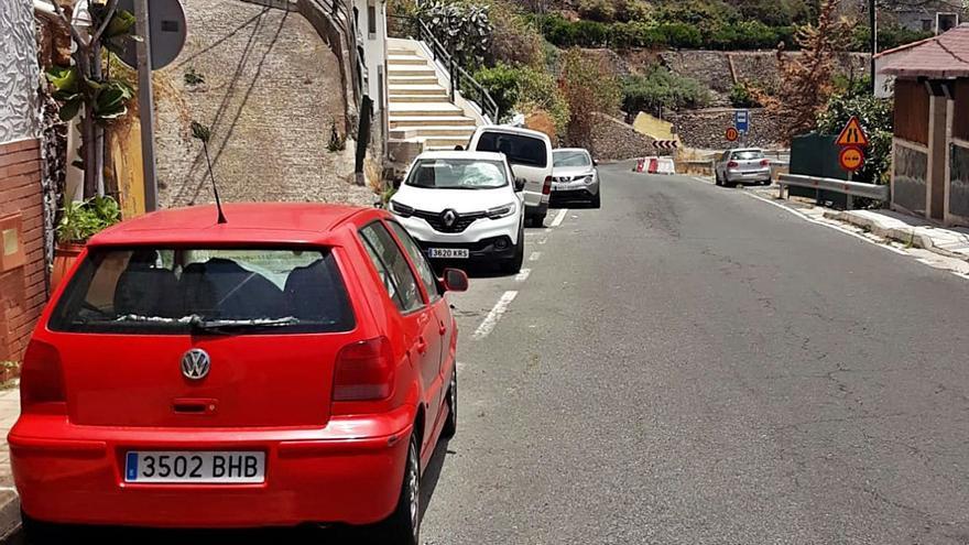 San Roque pide una vía más ancha para evitar tantas multas