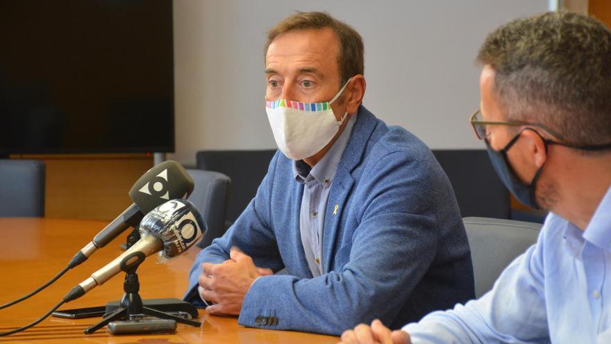 L'alcalde d'Olot demana «responsabilitat» durant el cap de setmana que haurien de començar les Festes del Tura