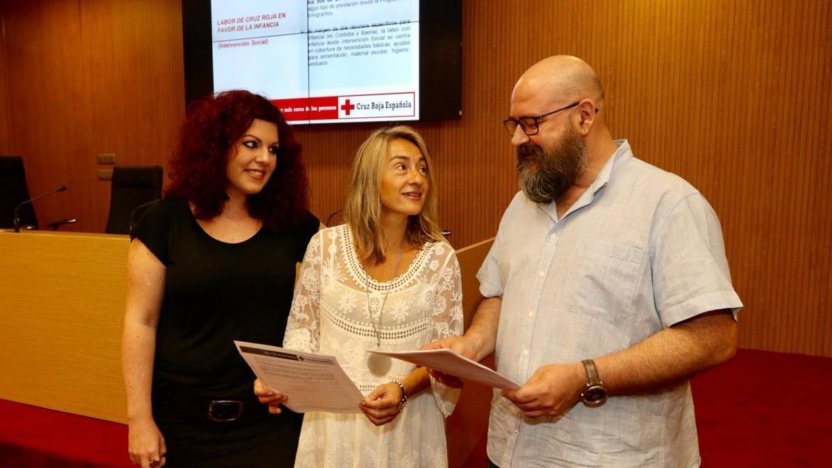 El Día de la Banderita de Cruz Roja quiere ayudar a 2.200 menores