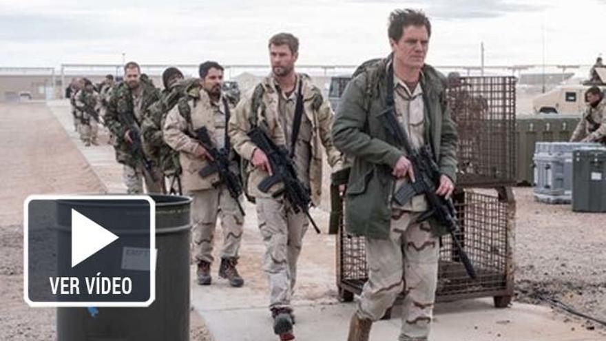 Estrenos de cine: De Chris Hemsworth en Afganistán a la Semana Santa malagueña