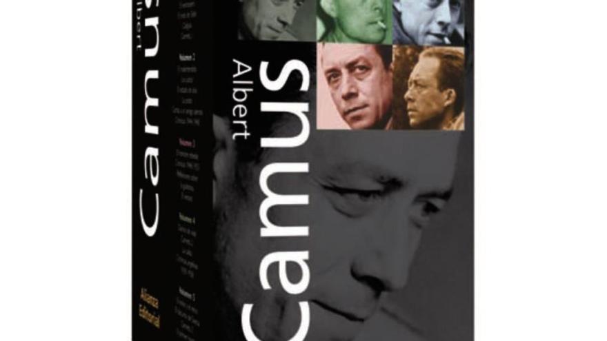 Albert Camus y el pensamiento de mediodía