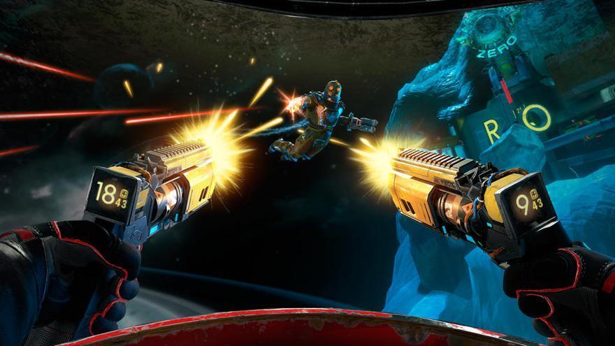Juega gratis este fin de semana a 'Space Junkies' en sistemas VR
