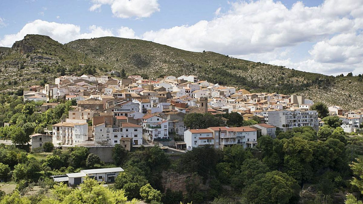 Millares, uno de los municipios en riesgo de despoblación. | FERNANDO BUSTAMANTE