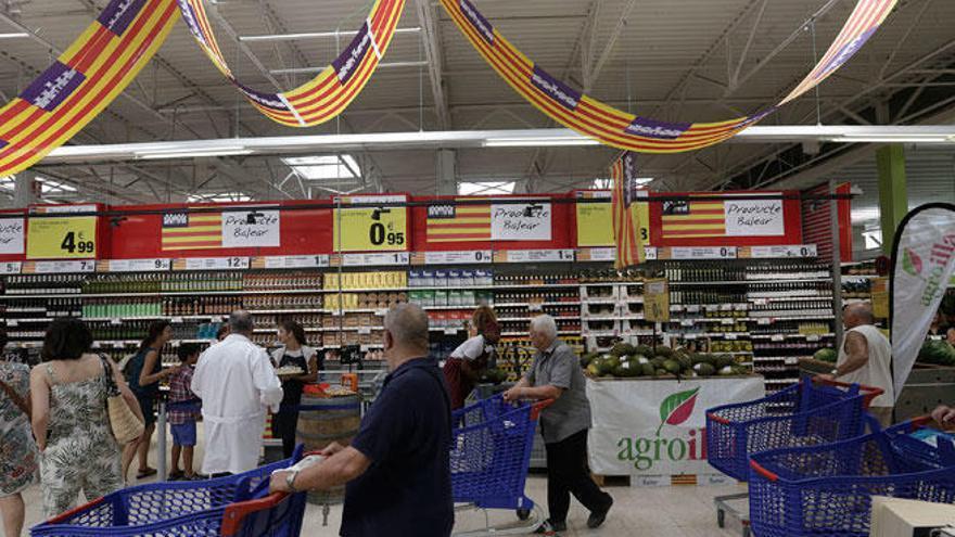 Carrefour eröffnet großen Supermarkt in Palma