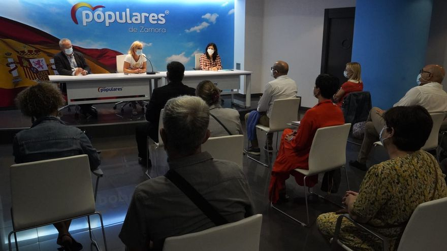 353 entidades sociales de Zamora, beneficiadas por la Ley del Tercer Sector