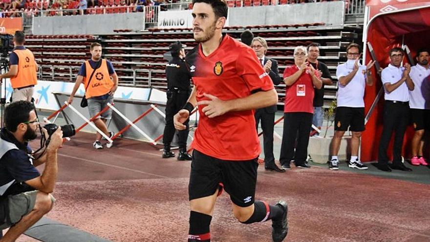 El Pontevedra ficha a Damià Sabater, centrocampista