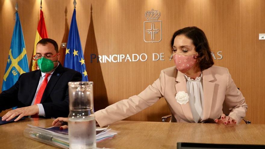 La Ministra, de visita en Asturias, avisa: los fondos europeos no se repartirán con criterios regionales sino por la valía de los proyectos