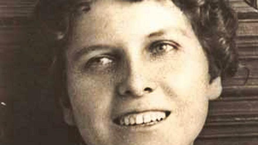 Una de les primeres feministes d'Espanya