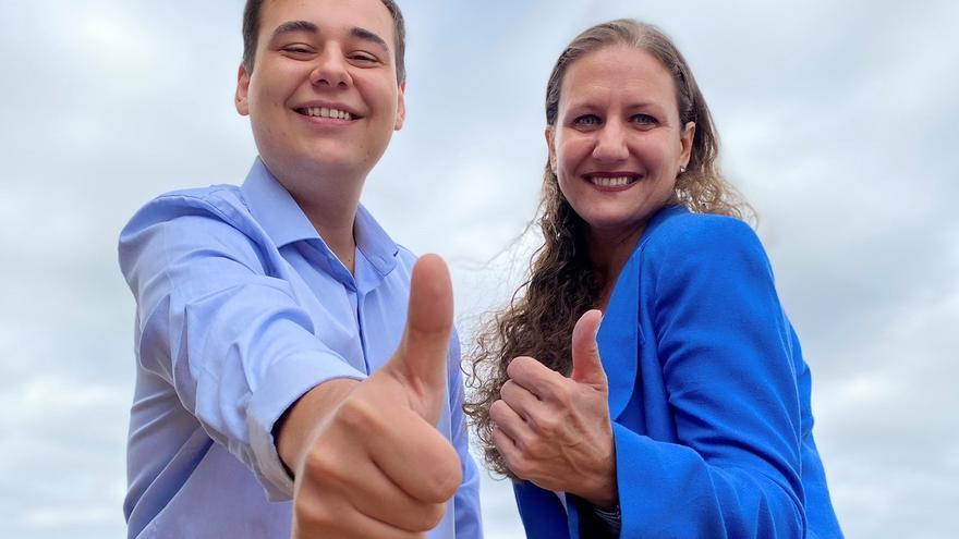Àngela Domènech es fa càrrec de la presidència local del PP de Figueres
