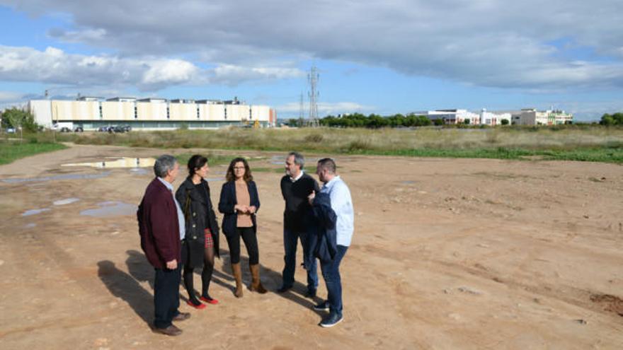 Compromís proyecta una pista de atletismo junto al nuevo pabellón de Paiporta