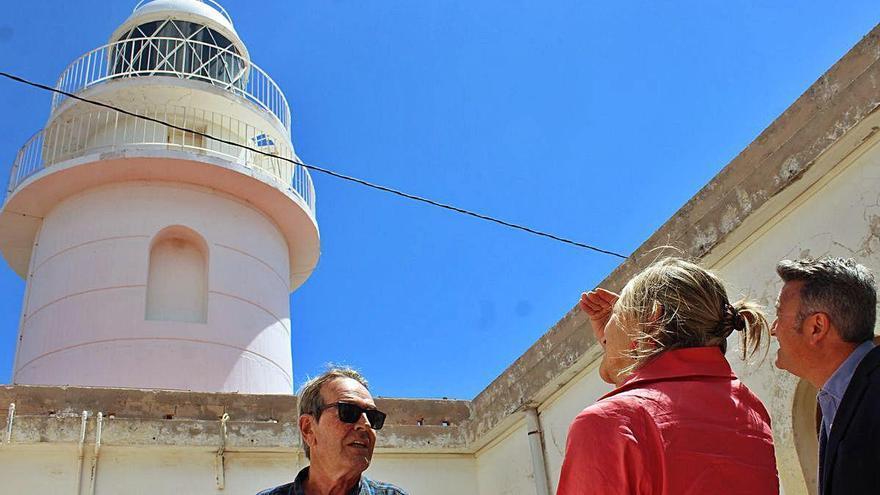 Xàbia asume la gestión por 15 años del faro del cabo de Sant Antoni