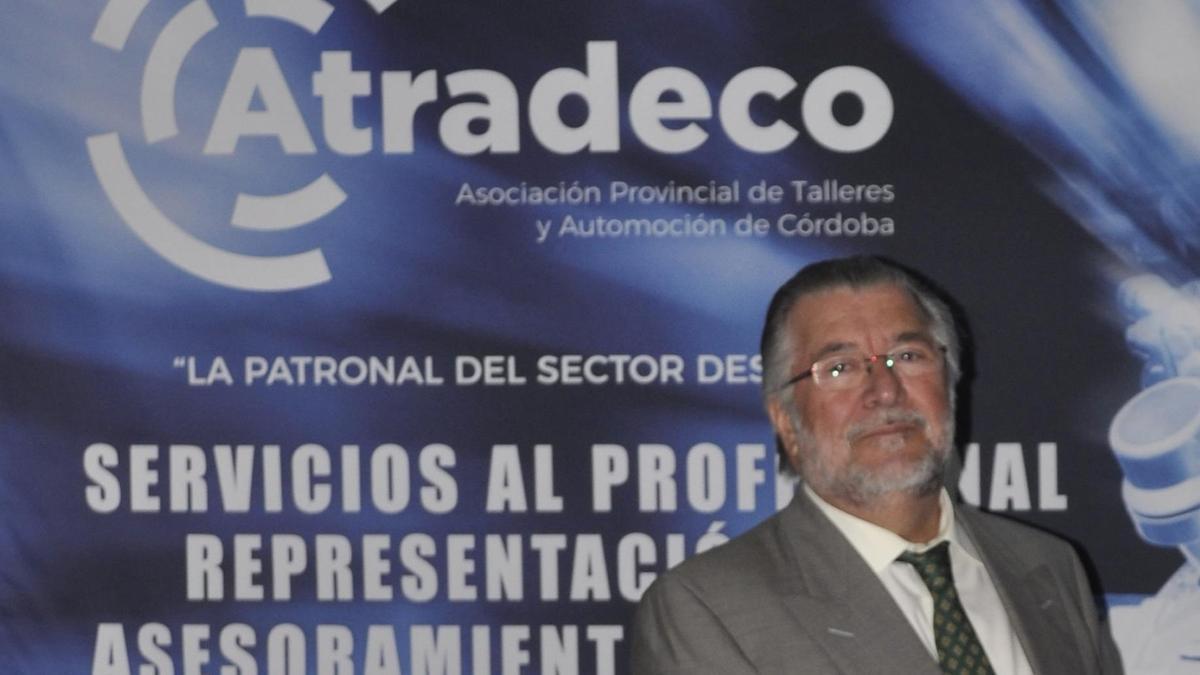 Francisco Molina Castro, presidente de Atradeco.