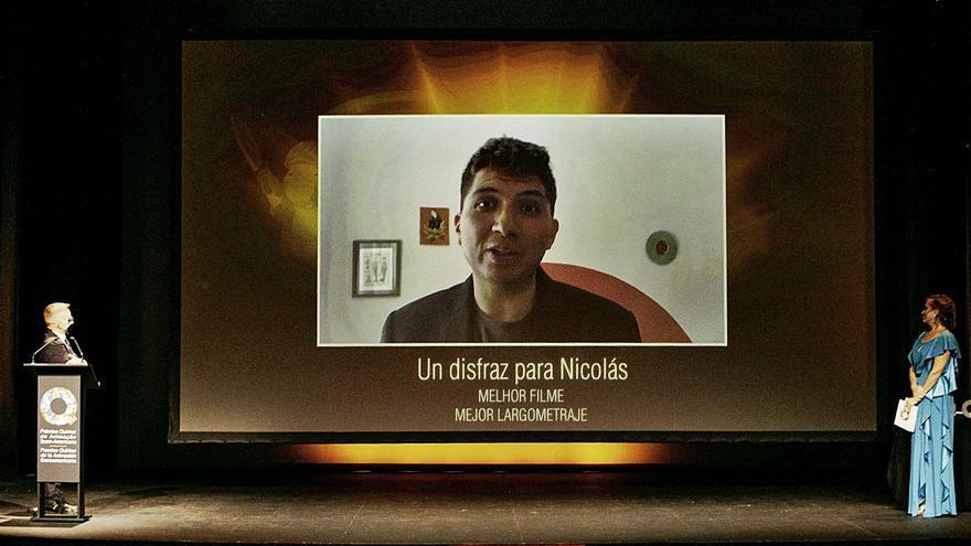 'Un disfraz para Nicolás' se corona en La Laguna con el Premio Quirino 2021