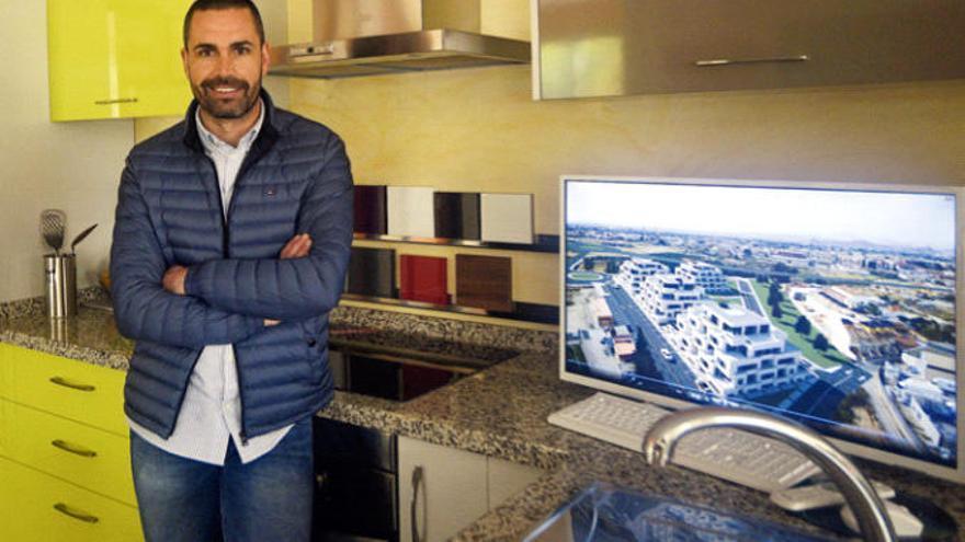 """Francisco Pérez: """"Se deben agilizar los trámites para ayudar al sector inmobiliario"""""""