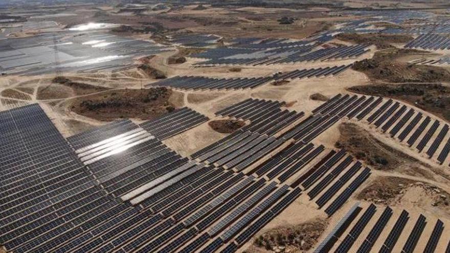 Espanya, envaïda per macroparcs solars