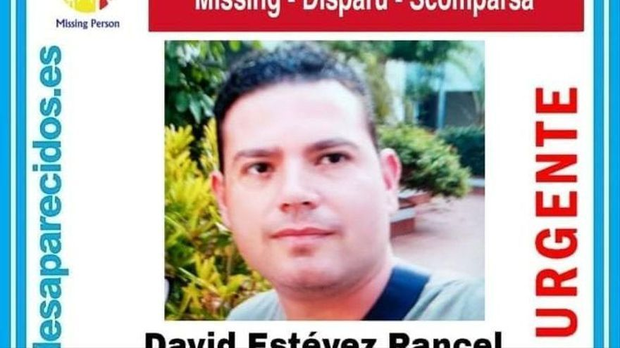 Desparecido un joven en Tenerife
