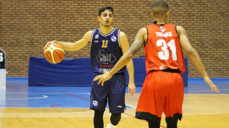 """Lucas Muñoz: """"El equipo se va a vaciar para conseguir el máximo de victorias posibles de aquí a febrero"""""""