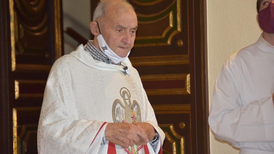 Mor el mossèn Ramon Barniol, que va ser el capellà de Queralt durant 27 anys