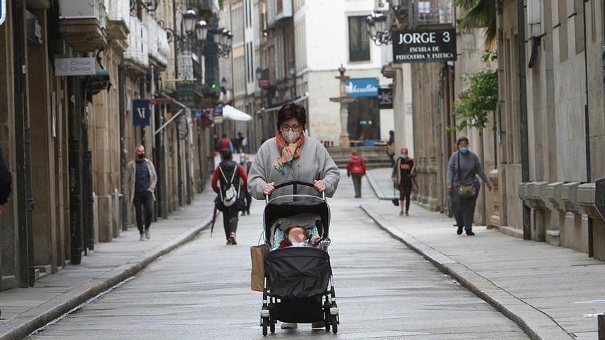 Ourense doblega la curva del coronavirus con 13 casos activos menos