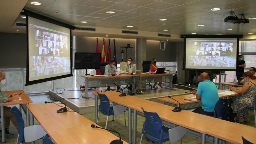 El Pleno de Lorca aprueba una modificación presupuestaria de 3,5 millones