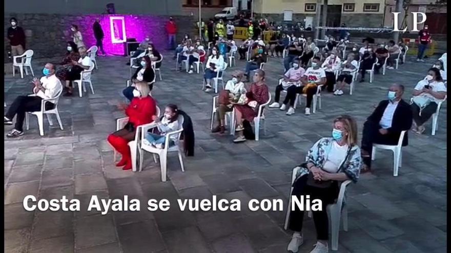OT 2020 | Costa Ayala se reúne en apoyo a Nia
