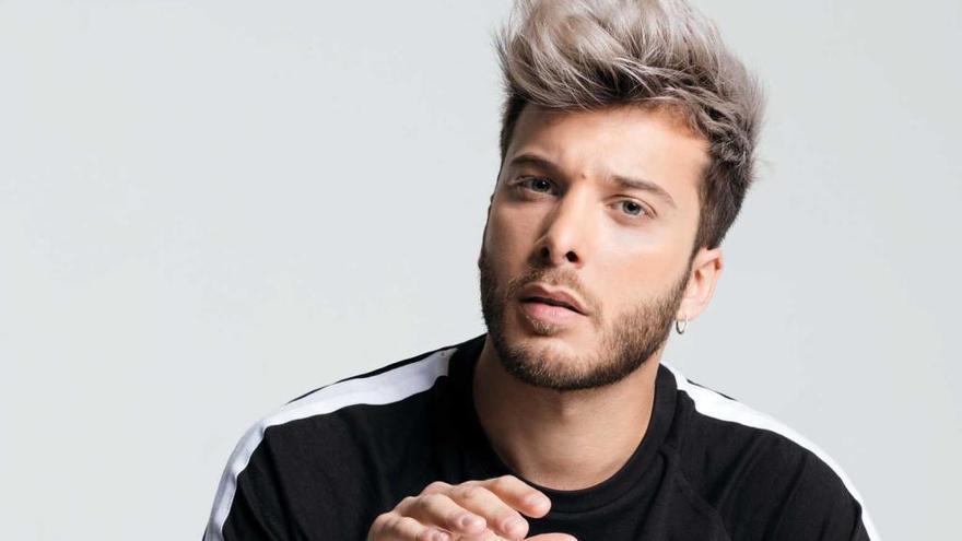 'Universo' será la canción de Blas Cantó en Eurovisión 2020