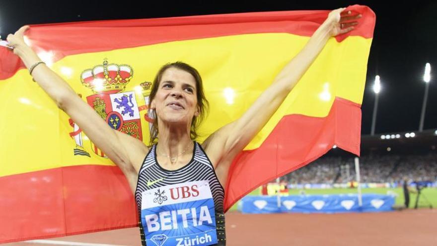 Ruth Beitia será la candidata del PP en Cantabria