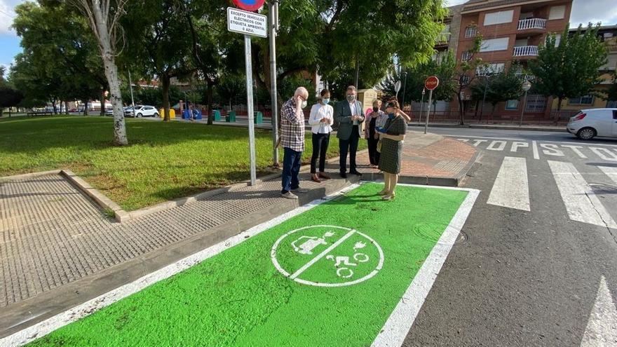 Murcia dobla el número de plazas de aparcamiento para vehículos eléctricos