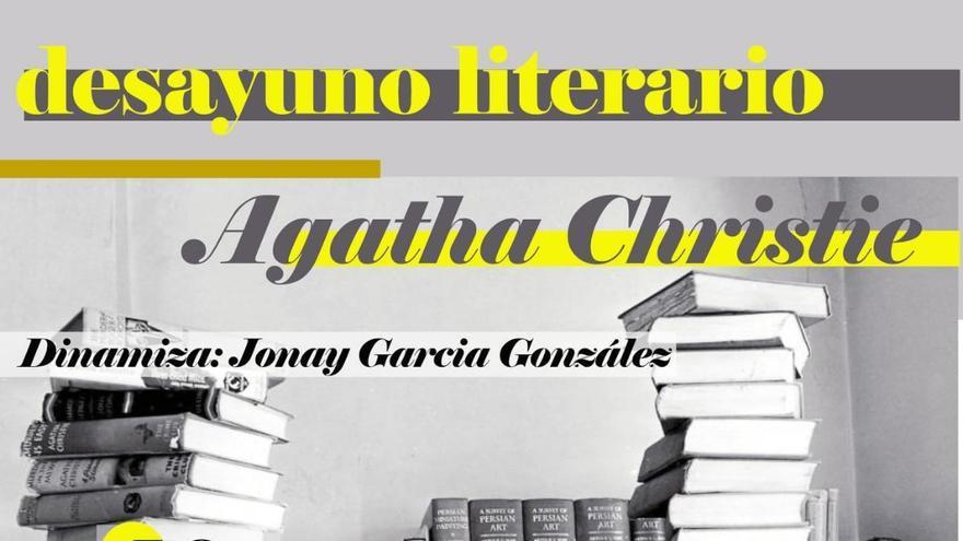 Desayuno Literario Agatha Christie