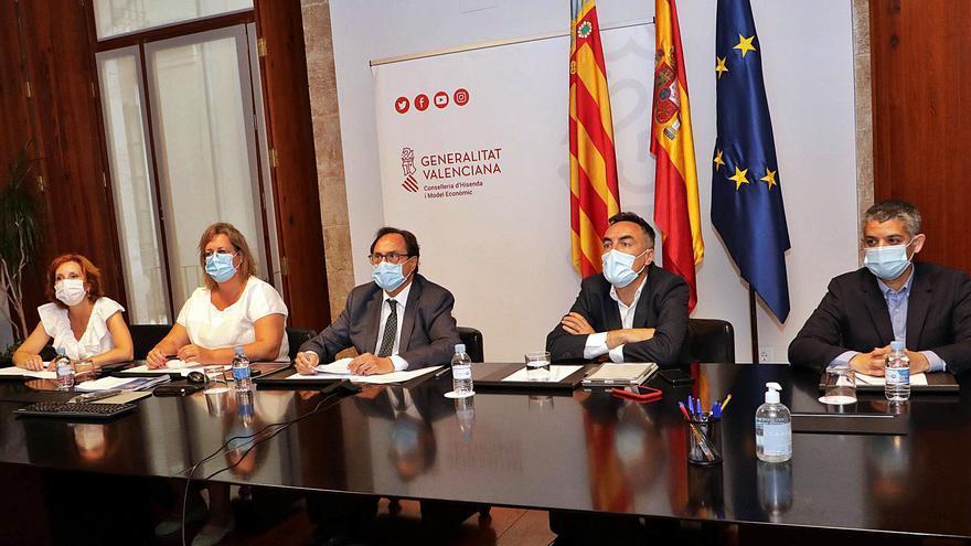 Soler reivindica ante Montero que la UE financie proyectos autonómicos singulares