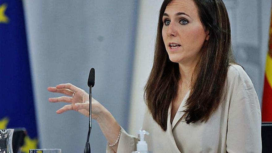 Belarra prepara contra rellotge la candidatura per succeir Iglesias