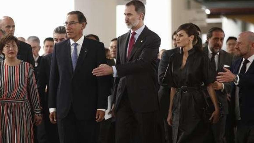 Marta Ortega visita ARCO