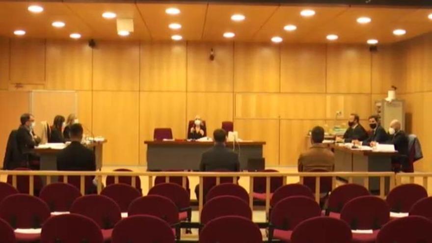 Enrich y Luna no irán a la cárcel por su vídeo sexual