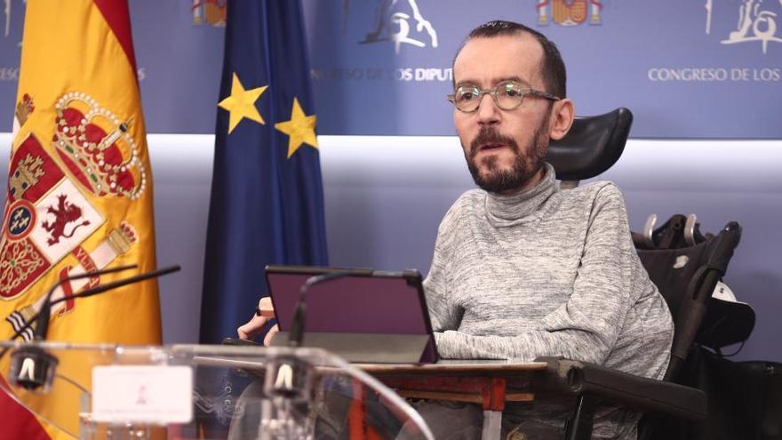 """Echenique: """"Iglesias puede dar las gracias de que el Estado no lo envenene"""""""