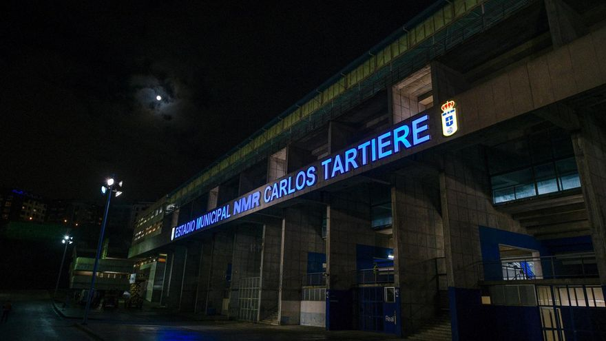 Los problemas económicos de NMR comprometen el patrocinio del Real Oviedo