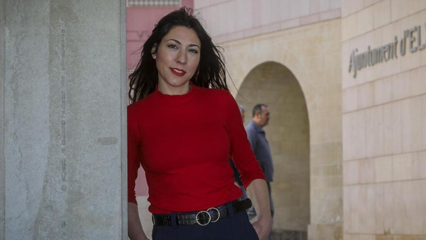 Mariola Galiana Pérez: «Quiero darle un pequeño giro a la Nit de l'Albà en vistosidad y grandiosidad»